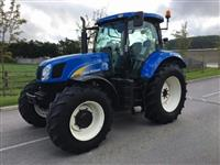 TRAKTOR 2010 NEW HOLLAND T6080