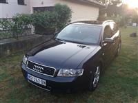 Audi A4 1800 ccm turbo benzin gas