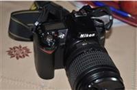 Nikon D90,sa 18 /70 DX objektivom