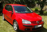VW Golf 5 2.0 tdi -07