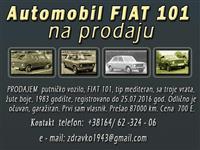 Fiat 101 tip Mediteran -83