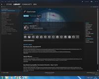 Steam account
