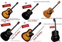 Akusticne gitare Eclipse Novo Garancija