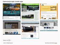 Optimizacija sajta i izrada sajta