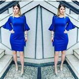 Plava haljinica ( H08)