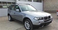 BMW X3 2.0D 4x4 restajling -07