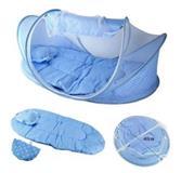 Krevet sa mrezicom protiv komaraca-srecna i zastic