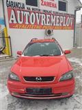2003 Opel Astra G 2.0 DTI