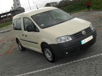 VW Caddy 1.9 tdi dsg 7 sedista -07
