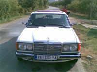 Mercedes 230 -81  hitno