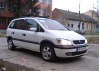 Opel Zafira 2,0 dti registrovan -01