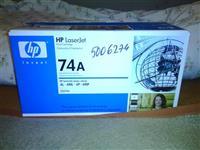 HP Laser Jet 74A Toner Cartridge (92274A)