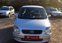 Opel Agila 1.0 KLIMA -01