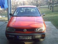 VW GOLF 3 TDI RABIT -94