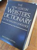 The new lexicon Webster's dictionary