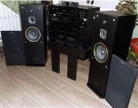 Sony audio sistem komplet