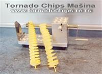 Novo!  Tornado Chips-Prava poslovna prilika