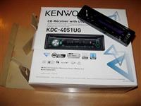 "CD/MP3 PLEJER""KENWOOD""KDC-4051UG"