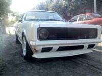 Ford Taunus 2.9 150 ps 70-ih
