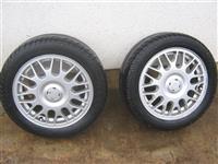 """Alu felne 15"""" sa gumama Opel Astra i dr."""