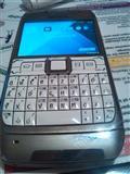 Nokia E71 bela