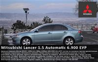 Mitsubishi Lancer 1.5 Automatic Makedonija-08