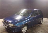 Lancia Ypsilon 1.2 benzin-gas atest -98