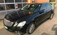 Mercedes-Benz E 200 CDI -09 kao nov