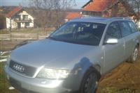 Audi A6 2.5 TDI KVATRO -01