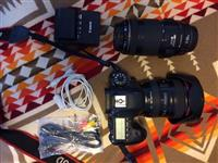 Canon EOS 6D 20,2 MP CMOS digitalni SLR fotoaparat
