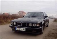 BMW 730 sekvet plin -93
