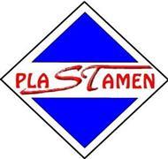 Plastamen