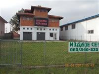 Stambeno-poslovni prostor,MELJAK