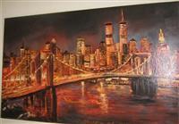 Bruklinski most u Njujorku Monegorijas