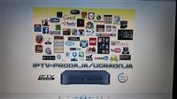 IPTV TELEVIZIJA-SMART TV HD KANALI-ANDROID BOX