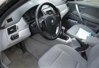 BMW X3 2.0i -07