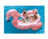 Flamingo dušek na naduvavanje  porodicni