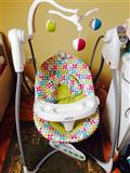 Ljuljaska za bebe Graco
