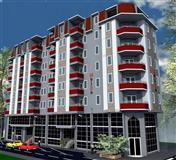 Novi Pazar-Stanovi u izgradnji,strogi centar
