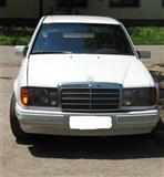 Mercedes 200 -87 SEDI I VOZI