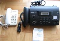 Panasonic fax, model KX-FT932