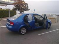 Servisna knjizica - Chevrolet Kalos -04