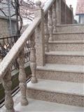 izrada okapnicam stepenista i podova od merme