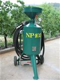 Mobilne peskare sa nadpritiskom NP-103