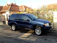 Jeep Grand Cherokee 2.7 crd -04 skoro nov
