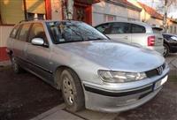 Peugeot 406 HDI -00