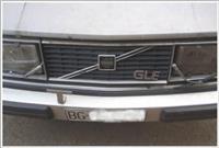 Volvo  244 GLE -80