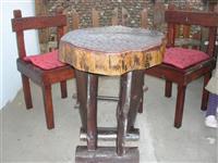 Etno stolovi i stolice