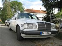 Mercedes 250 2.5 Turbo -91