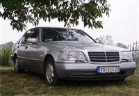 Mercedes-Benz S500 -92